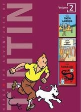 Egmont: Tintin, The Adventures of HC #2: The Adventures of Tintin #2