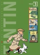 Egmont: Tintin, The Adventures of HC #3: The Adventures of Tintin #3
