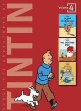 Egmont: Tintin, The Adventures of HC #4: The Adventures of Tintin #4