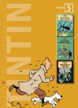 Egmont: Tintin, The Adventures of HC #5: The Adventures of Tintin #5
