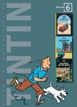 Egmont: Tintin, The Adventures of HC #6: The Adventures of Tintin #6