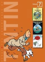 Egmont: Tintin, The Adventures of HC #7: The Adventures of Tintin #7