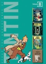 Egmont: Tintin, The Adventures of HC #8: The Adventures of Tintin #8