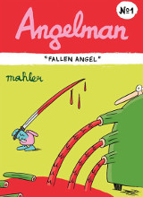 Fantagraphics: Angelman #1: Fallen Angel