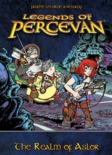 Fantasy Flight Publishing: Percevan, The Legend of #2: The Legend of Percevan 2