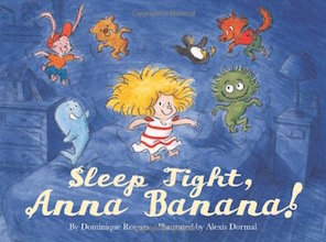 First Second: Anna Banana #1: Sleep Tight, Anna Banana