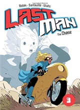 First Second: Last Man #3: The Chase