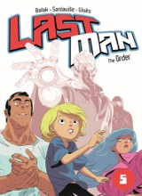 First Second: Last Man #5: The Order