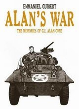 First Second: Alans War: The Memories of G.I. Alan Cope