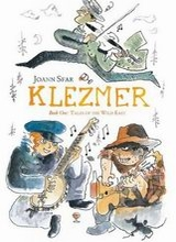 First Second: Klezmer: Tales of the Wild East