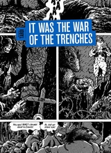 Fantagraphics: It Was the War of the Trenches