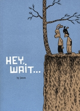 Fantagraphics: Jason (I) #1B: Hey, Wait...