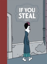 Fantagraphics: Jason (II) #6: If You Steal