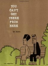 Fantagraphics: Jason (I) #5: You Cant Get There From Here