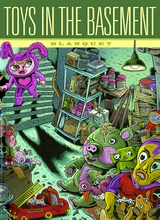 Fantagraphics: Toys in the Basement