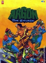 Fleetway: Argon the Savage #2: Argon the Savage 2
