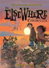 Graphic Universe: Elsewhere Chronicles #2: The Shadow Spies