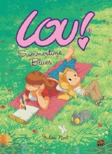 Graphic Universe: Lou! (GU) #2: Summertime Blues