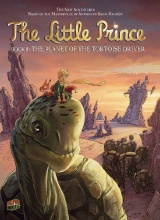 Graphic Universe: The Little Prince #8: The Planet of the Tortoise Driver