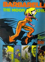 Heavy Metal: Barbarella: The Moon Child