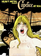 Heavy Metal: Heavy Metal Presents #9: Candice at sea