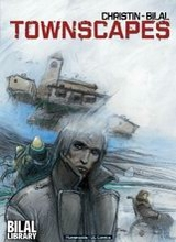 Humanoids: Bilal Library #2: Townscapes
