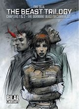 Humanoids: Bilal Library #3: The Beast Trilogy 1 & 2