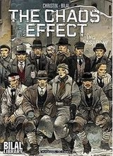 Humanoids: Bilal Library #4: The Chaos Effect