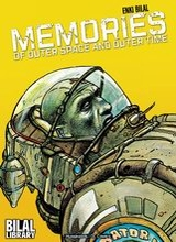 Humanoids: Bilal Library #5: Memories: Memories of Outer Space and Memories of Other Times