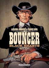 Humanoids: Bouncer (II) #3: Black Hearts