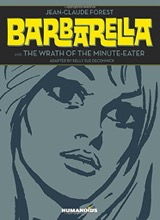 Humanoids: Barbarella & the Wrath of the Minute-Eater