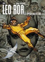 Humanoids: Leo Roa #2: An Odyssey Back in Time