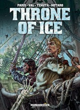 Humanoids: Throne of Ice