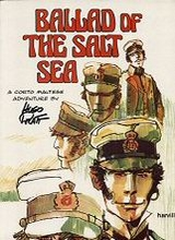 Harvill: Corto Maltese (Harvill) #2: Ballad of the salt sea