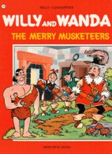 Hiddigeigei: Willy and Wanda #18: The merry musketeers