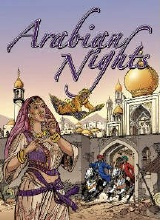 IDW Publishing: Graphic Classics #5: Arabian Nights