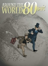 IDW Publishing: Graphic Classics #4: Around The World In 80 Days