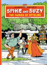 Intes International: Spike and Suzy, The greatest adventures of #4: The fairies of Efteling