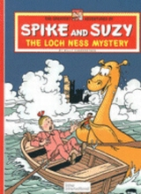 Intes International: Spike and Suzy, The greatest adventures of #5: The Loch Ness mystery