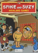 Intes International: Spike and Suzy, The greatest adventures of #6: Highland games