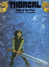 Ink Publishing: Thorgal (Ink) #2: Child of the Stars