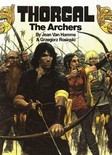 Ink Publishing: Thorgal (Ink) #3: The Archers