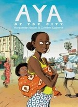 Jonathan Cape: Aya #2: Aya of Yop City