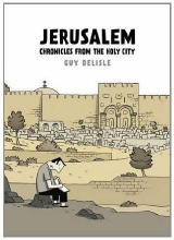 Jonathan Cape: Jerusalem: Chronicles from the Holy City
