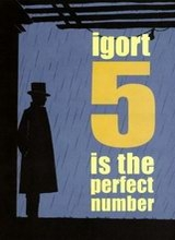 Jonathan Cape: 5 is the Perfect Number