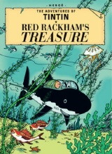 Little Brown: Tintin Giant Facsimile Edition #1: Red Rackhams Treasure