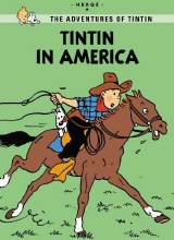 Little Brown: Tintin Young Readers Edition #1: Tintin in America