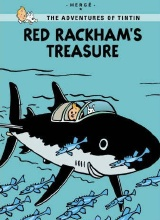 Little Brown: Tintin Young Readers Edition #2: Red Rackhams Treasure