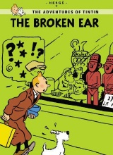 Little Brown: Tintin Young Readers Edition #6: The Broken Ear