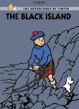 Little Brown: Tintin Young Readers Edition #7: The Black Island